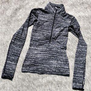 NWT Nike Pro Dri Fit Hyperwarm Pull Over Jacket